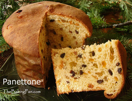 Technically speaking, panettone is only for Christmas, otherwise non ...